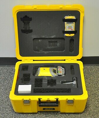 Trimble Spectra Precision Laser DG613 Red Beam Pipe laser w/ RC803 Remote Clean