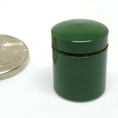 Black or Green Magnetic Nano Geocaching Containers w/ RitR Logsheet *BUNDLES*