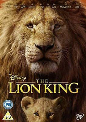 The Lion King 2019 DVD UK - New and Sealed