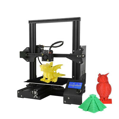 3D Drucker A13 Pro 220x220x250mm V-Schlitz MK10 Resume print better than Ender 3