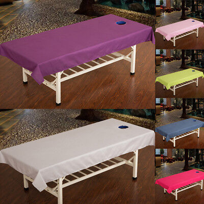 5PCS 6 Color Elastic Beauty Massage Spa Bed Table Cover Salon Couch Sheet