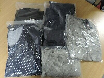 8 Piece Maternity Clothes Bundle Size UK 10 rrp £74 DH192 AA 08