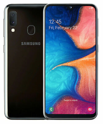 Brand new in box  unopened 32gb Samsung Galaxy A20e  - 32GB - Black (Unlocked)