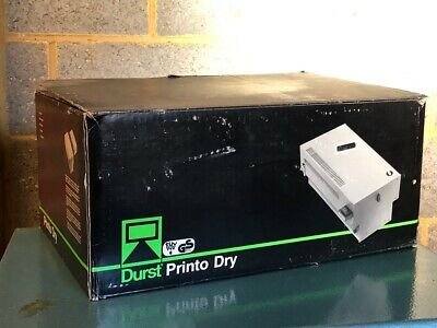 Durst Printo Dryer - Boxed