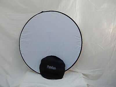 Portaflash Folding Reflector Set Gold Silver White