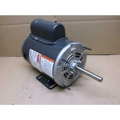 Dayton 3/4Hp Direct Drive Blower Motor, Permanent Split Capacitor, 115-230/60/1