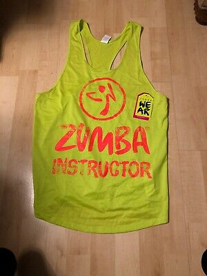 Shocking Pink ~ All Sizes Available! Zumba Be The Joy Loose Tank Top