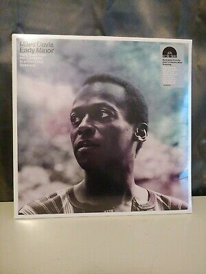 Miles Davis Early Minor Vinyl Lp New Sealed RSD Black Friday 2019 Rare Gems