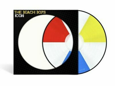 BEACH BOYS Icon Hits LP LIMITED EDITION BEACH BALL PICTURE DISC NEW SEALED