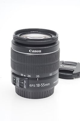 Canon EF-S 18-55mm f3.5-5.6 IS II Lens 18-55/3.5-5.6 EFS                    #409