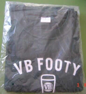 VB Footy Squad Size L Tee Shirt New in Pack