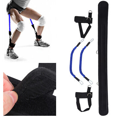 5x Exercise Bands Latex Resistance Streching Band - Pull Up Assist Bands Fitness