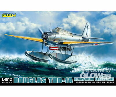 EDUARD 48903 Landing Flaps for Lion Roar®//GWH™ Kit T-33A in 1:48