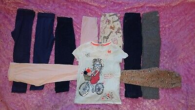 Girls 4-5 And 5-6 Years Clothes Bundle
