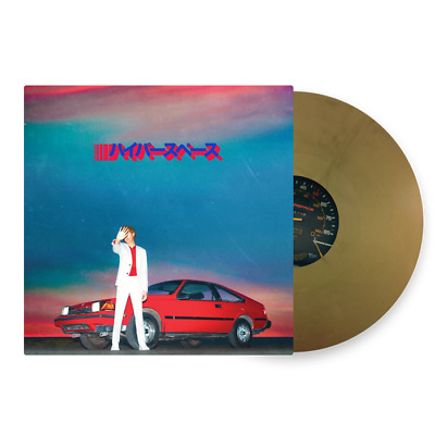 Beck Hyperspace Limited Edition Gold Vinyl Record Spotify Excl. LP SEALED NEW