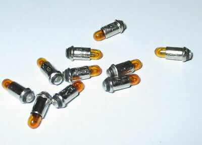 Replacement Micro Light 2, 8x4mm - Yellow - 10 Pieces