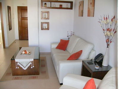 Self Catering Rental For March & April On A  Gated Resort In  Sunny Murcia Spain