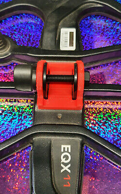 """Minelab Equinox 800 - 600 Coil Strengthener 11"""",15""""  and 6"""" coil Red Or Black"""
