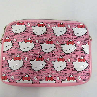 Hello Kitty Girls Make Up Cosmetic Case  /  Or Can Be Used As Pencil Case