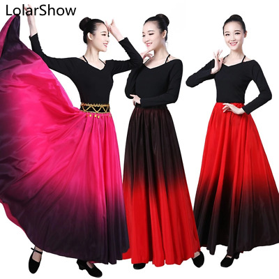 Skirt Dance Flamenco