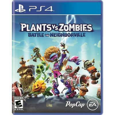 Plants vs. Zombies: Battle for Neighborville Standard Edition - PlayStation 4