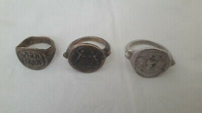 Ancient Roman Rings- One Silver