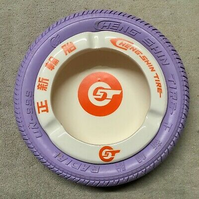Cheng Shin Tire Radial UN-999 Tyre Ashtray.
