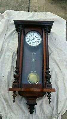 Pendulum Wall Clock - Chimes.local Pick Up Or Your Courier.