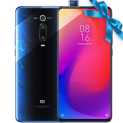 "XIAOMI Mi 9T DUAL SIM 6.39"" 8-CORE 128GB RAM 6gb Video 4K Smartphone Android Blu"