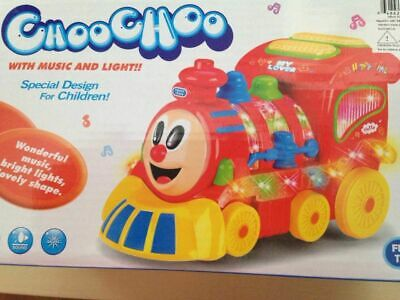 Toys for Girls Age 3 4 5 6 7 Year Old Kids Toddler Train Light&Sound Cute Gift