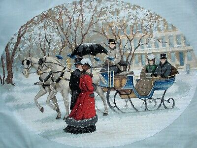 Dimensions Gold Counted Cross Stitch Unframed Picture Winter Impressions