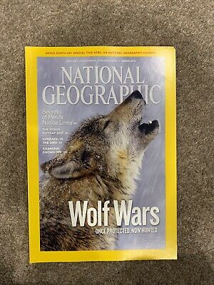 National Geographic March 2010 Magazine