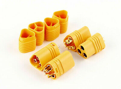 10 Pairs F M XT30 Connector Plug Socket 2mm For RC Quadcopter Multicopter Airp