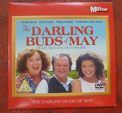 The Darling Buds Of May - Feature Length 100 Mins - David Jason - New Promo Dvd