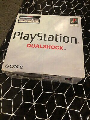 Sony PlayStation 1 Classic Console DualShock With Box Black Friday Discount