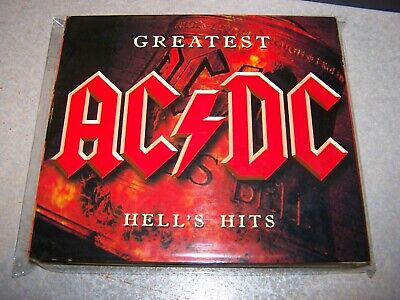 "Acdc Greatest ""Hells Hits 2 Cd Set'"