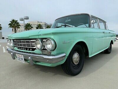 1962 AMC 4-door Compact Classic Deluxe 1962 AMC Rambler Classic Deluxe, 3 on the tree, Daily Driver, Add to Collection