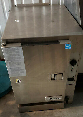 Cleveland SteamChef Propane Boilerless Convection Steamer model 22CGT6.1