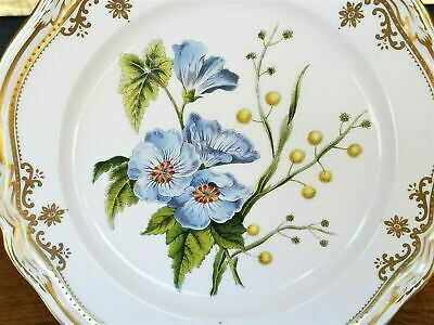 Spode Fine Bone China - Stafford Flowers - Salad Plate 7 7/8""