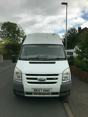 2007 (57) Ford Transit high top LWB. NO VAT TO PAY!!!