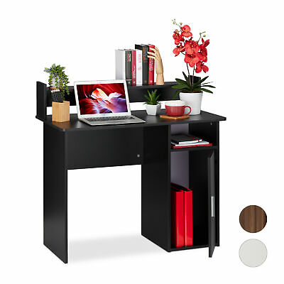 Writing Desk with Storage Space Computer Desk Office Table Home Office
