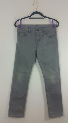 h&m boys jeans age 12 -13 years 158 EUR straight kids pants grey casual
