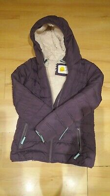 Mini Boden girls puffa coat, age 13-14-EXCELLENT condition fully fleece lined
