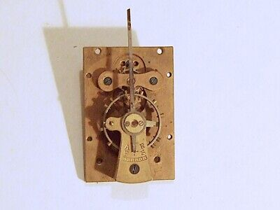 Good lever platform escapement for carriage, mantel clock