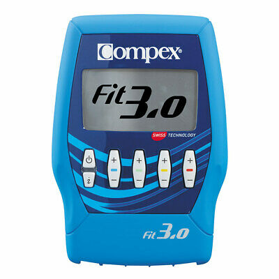 Compex Fit 3.0 Muscle Stimulator - Stimulates Blood Circulation, Training, Gym