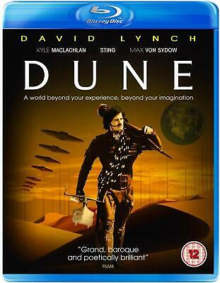 Dune (BLU-RAY) (NEW AND SEALED) (DAVID LYNCH) (REGION 2)