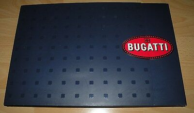 Catalogue Bugatti Veyron 2002 Avec Cd Photos Et Depliant