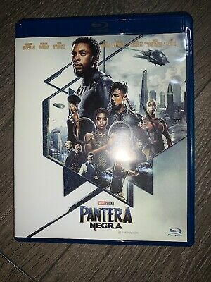 Black Panther (Blu-Ray) Disney / Marvel