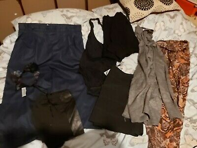 Womens Size 14 Bundle Paperbag Skirts Jumpers Tops Body Suit