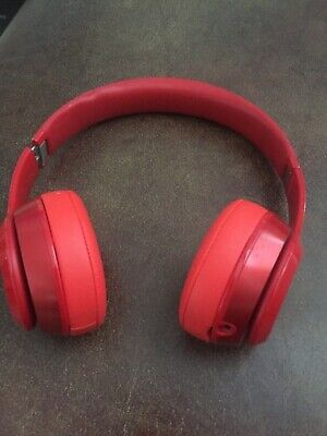 Solo Beats 2  Red